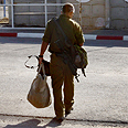 'No fear.' IDF reservist Photo: Avi Muallem