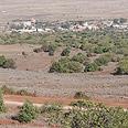 Golan Heights Photo: Avihu Shapira