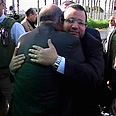 Kandil with Haniyeh Photo: Reuters