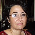 Hanin Zoabi Photo: Hassan Shaalan