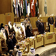 Arab League meeting Photo: AFP