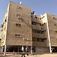 Ashkelon building (Archive) Photo: Ido Erez