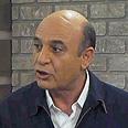 MK Shaul Mofaz at Ynet studio