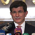 Ahmet Davutoglu Photo: AFP