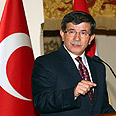 Turkish Foreign Minister Ahmet Davutoglu Photo: AFP