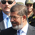 Mohammed Morsi Photo: Reuters