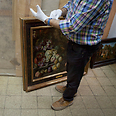 Doron J. Lurie evacuates Brueghel paintings Photo: AP
