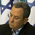 Defense Minister Ehud Barak Photo: Ohad Zwigenberg