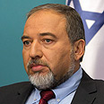 Foreign Minister Avigdor Lieberman Photo: Ohad Zwigenberg