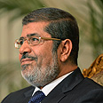 Key player. Morsi Photo: AFP