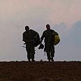 IDF reservists go home after Gaza op Photo: Reuters