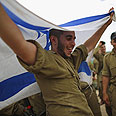 IDF troops after truce declared Photo: Gettyimages