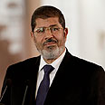 Dire consequences? Morsi Photo: AP