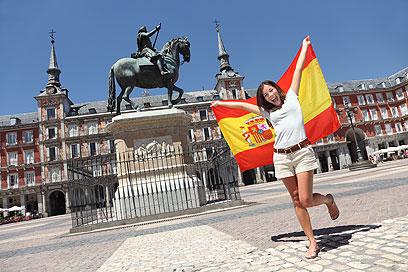 פלאזה מיור בספרד (צילום: shutterstock)
