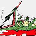 Al-Quds Al-Arabi caricature