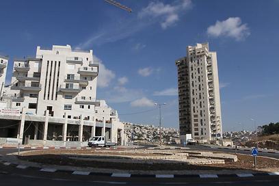 שכונת הר חומה בירושלים (צילום: גיל יוחנן)