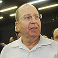Moshe Ya'alon Photo: Yaron Brenner