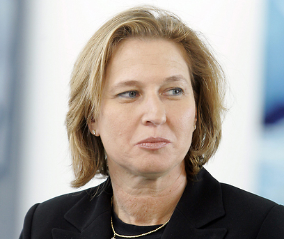 "Tzipi Livni: ""Money meant to boost construction is given under the table with no transparency or oversight."" (Photo: AP) (Photo: AP)"