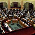 Hungarian Parliament Photo: AFP