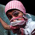Hiding away in Cairo Photo: AP