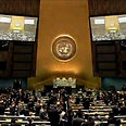 UNGA vote on Palestinians&#39; status Photo: Reuters