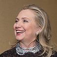 Hillary Clinton. Full recovery Photo: Shahar Azran