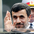 Iranian President Mahmoud Ahmedinejad Photo: Reuters