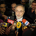 Iran's Ali Akbar Salehi Photo: AFP