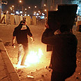 Political unrest Photo: EPA