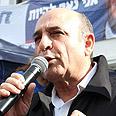 Kadima's Shaul Mofaz Photo: Ofer Amram