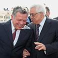 Abdullah and Abbas Photo: Reuters