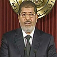 Egyptian President Mohamed Morsi Photo: AFP
