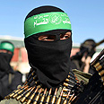Hamas man Photo: Reuters