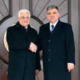 Gul and Abbas Photo: AFP
