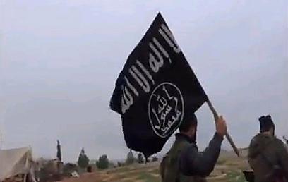 al-Nusra operatives (Screenshot)