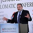 Avigdor Lieberman Photo: Mark Yisrael Sellem