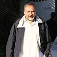 אביגדור ליברמן יום לאחר ההתפטרות Photo: Ido Erez