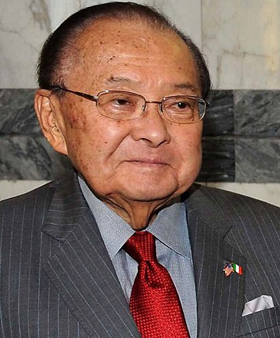 Feared for Israel's future. Inouye (Photo: EPA)