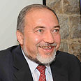 Avigdor Lieberman Photo: Avihu Shapira
