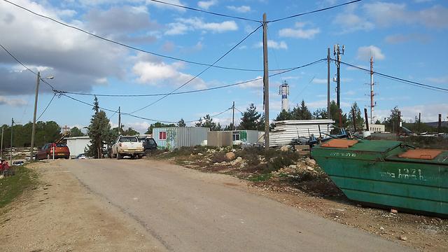 Gva'ot settlement