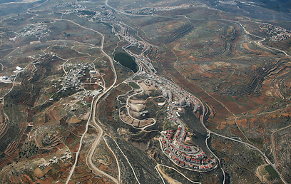 Efrat settlment in Gush Etzion (Photo: Ilan Arad)