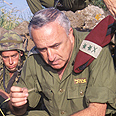 All-knowing. Lipkin-Shahak (archives) Photo: Defense Ministry