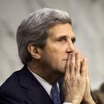 Secretary of State John Kerry Photo: AFP