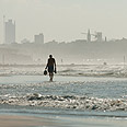 Tel Aviv's Gordon Beach Photo: Yaron Brener