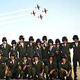 The new pilots Photo: IDF Spokesperson's Unit