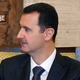 Bashar Assad. Isolated Photo: AP