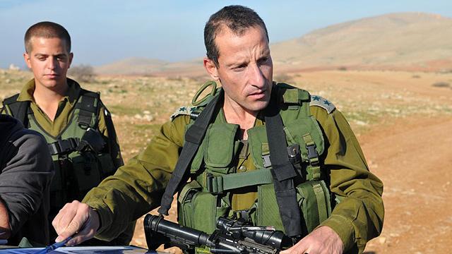 Brigadier-General Amir Baram. Headed t the General Staff (Photo: Gur Dotan)