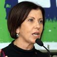 Meretz Chairwoman Zahava Gal-On Photo: Ofer Amram