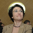 MK Hanin Zoabi Photo: Gil Yohanan