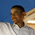 Obama to land in Israel on March 20 Photo: AFP